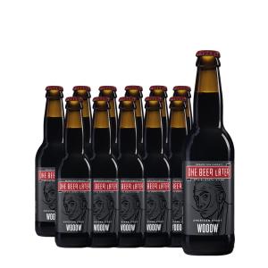 One Beer Later - Bere artizanala  American Stout 12 buc. x 0.33L, Alc: 5%