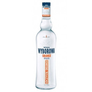 Wyborowa - Vodka orange 0.7L, Alc: 40%