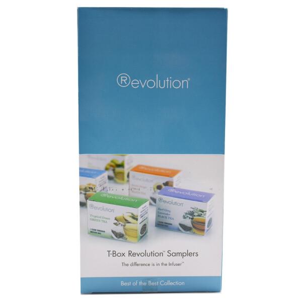 Revolution - Hot tea - The best of the best 10 x 5 pl
