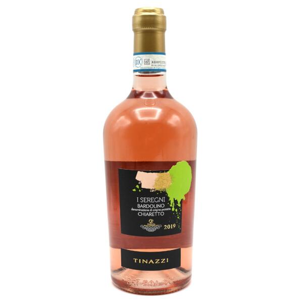 Tenuta Valleselle - I Seregni Bardolino Chiaretto rose, 2019 - 0.75L, Alc: 12.5%