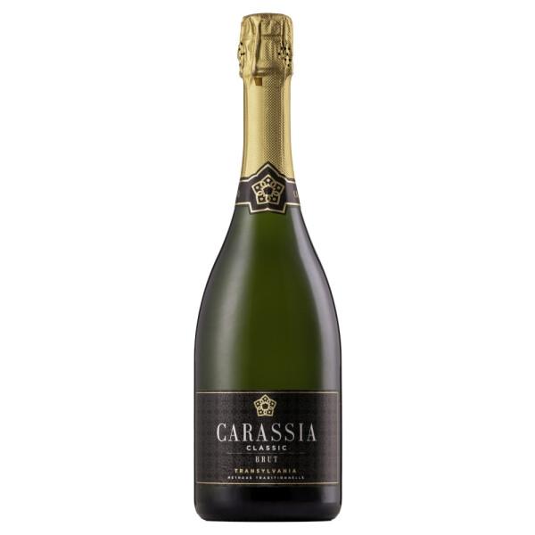 Crama Carastelec - Spumant Carassia Classic 2016 - 1.5L