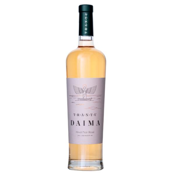 Crama Trantu - Daima - Pinot Noir Rose 2019 - 0.75L, Alc: 13%