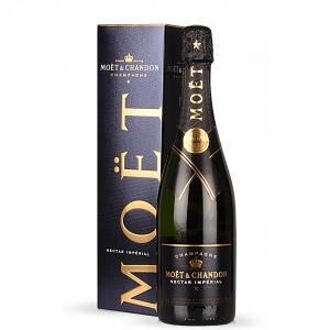 Moet & Chandon - Sampanie nectar cutie - 0.75L, Alc: 12%