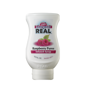 Real - Piure Raspberry 0,5L