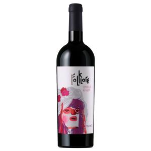 Folklore - Feteasca Neagra 2017 - 0.75L, Alc: 14%