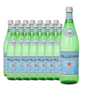 San Pellegrino - apa carbogazoasa 15 buc. x 0.75L - sticla