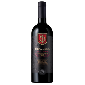 Draculea -Cabernet Sauvignon & Syrah 2017- 0.75L, Alc: 14.5%