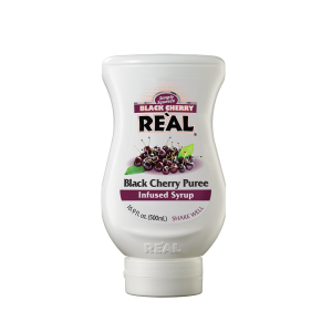 Real - Piure Black Cherry 0,5L