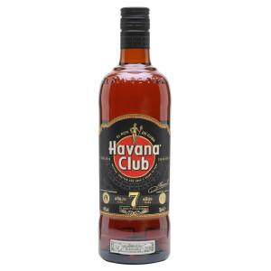 Havana Club - Rom 7 yo - 0.7L, Alc: 40%