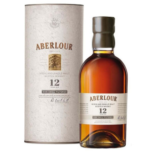 Aberlour - Scotch Single Malt Whisky non chill 12 yo GB - 0.7L, Alc: 40%