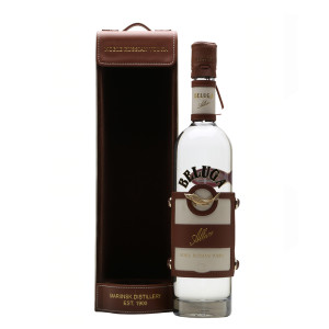 Beluga - Vodka Beluga Allure gift box leather - 0,7L, Alc: 40%