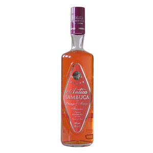 Antica - Sambuca Orange & Mango - 0.7L, Alc: 38%