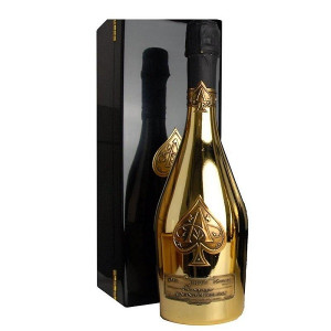 Armand de Brignac - Sampanie Brut Gold bottle gb - 0.75L, Alc: 12.5%