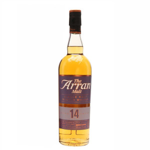 Arran - Scotch single malt whisky 14yo - 0.7L, Alc: 46%