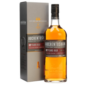 Auchentoshan - Scotch single malt whisky 12 yo gb - 0.7L, Alc: 40%