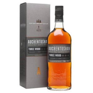 Auchentoshan - Scotch single malt whisky three wood  gb - 0.7L, Alc: