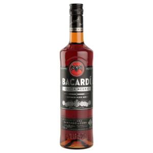Bacardi - Rom Carta Negra - 0.7L, Alc: 40%