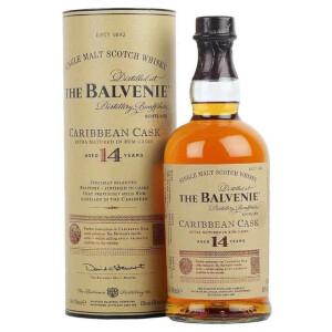 Balvenie - Scotch Single Malt Whisky 14 yo GB - 0.7L, Alc: 43%