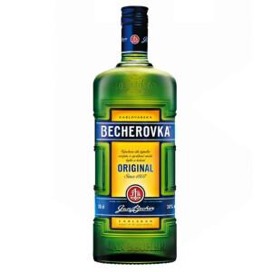 Becherovka - Herbal lichior - 0.7L, Alc: 38%