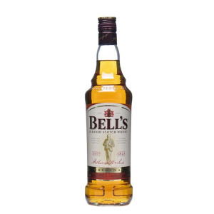 Bell's - Scotch Blended Whisky - 0.7L, Alc: 40%