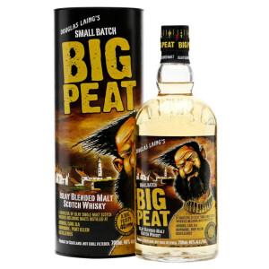 Big Peat - Scotch Blended Malt Whisky GB - 0.7L, Alc: 46%