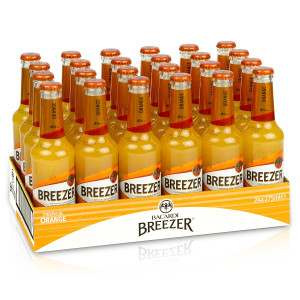 Bacardi Breezer - orange 0.275 L X 24