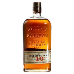 Bulleit - American Bourbon Whiskey 10 yo -  0.7L, Alc: 45.6%