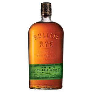 Bulleit - American Rye whiskey - 0.7L, Alc: 45%