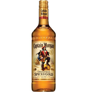 Captain Morgan - Rom Spiced Gold - 0.7L, Alc: 35%