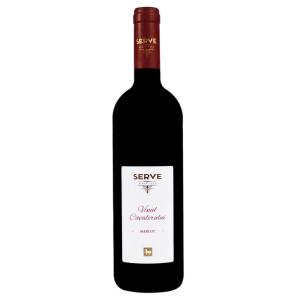 Vinul Cavalerului - Merlot 2017 - 0.75L, Alc: 13.7%