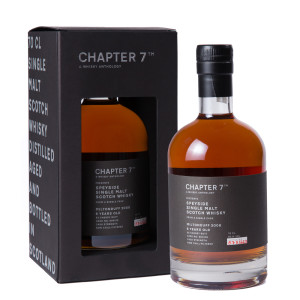 Chapter 7 - Scotch Single Malt Whisky Miltonduff GB - 0.7L, Alc: 65.1%