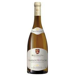 Roux Pere & Fils - Chassagne Montrachet - Chardonnay 2018 - 0.75L, Alc: 13%