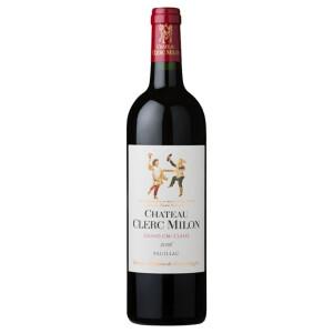 Chateau Clerc Milon - Pauillac Grand Cru Classe rouge 2016 - 0,75L, Alc: 13.5%