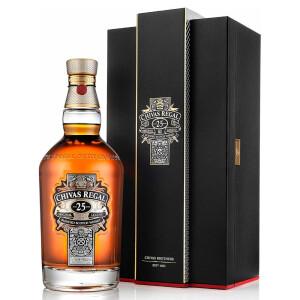 Chivas Regal - Scotch blended whisky 25 yo - 0.7L