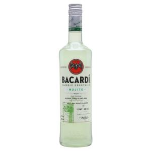 Bacardi - RTS Mojito - 0.7L, Alc: 14.9%