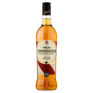 High Commissioner - Scotch blended whisky - 0.7L, Alc: 40%