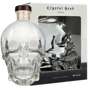 Crystal Head - Vodka - 0.7L, Alc: 40%