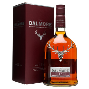 Dalmore - Scotch single malt whisky 12yo - 0.7L, Alc: 40%