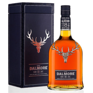 Dalmore - Scotch single malt whisky 18yo - 0.7L