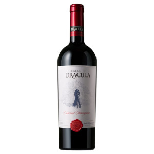 Legend of Dracula - Cabernet Sauvignon 2016 - 0.75L, Alc: 14.5%