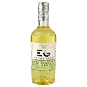 Edinburgh - Gin Elderflower - 0.5L