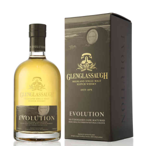 Glenglassaugh - Evolution Scotch single malt whisky - 0.7L, Alc: 50%