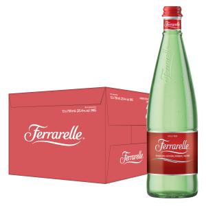 Ferrarelle - Apa minerala carbogazoasa 12 buc. x 0.75L - sticla
