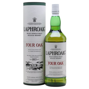 Laphroaig - Four Oak Scotch Single Malt Whisky GB - 1L, Alc: 40%