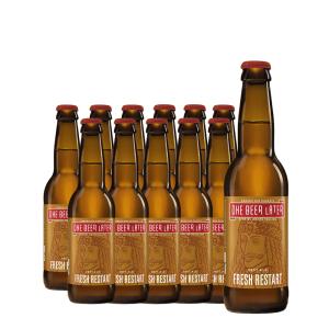 One Beer Later - Bere artizanala Fresh Restart 12 buc. x 0.33L, Alc: 5%