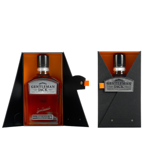 Jack Daniel's Gentleman Jack - Tennessee whiskey + Gift Box - 0.7L, Alc: 40%