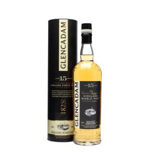 Glencadam - Scotch single malt whisky 15yo - 0.7 L, Alc: 46%