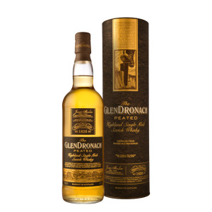 The Glendronach - Peated Scotch Scotch single malt whisky - 0,7L, Alc: 46%