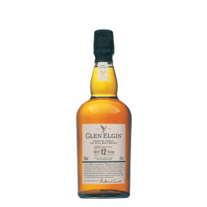 Glen Elgin - Scotch single malt whisky 12yo - 0.7L, Alc: 43%