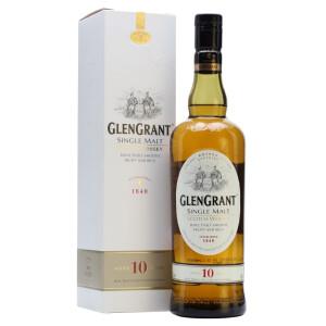 Glen Grant - Scotch Single Malt Whisky 10 yo GB - 0.7L